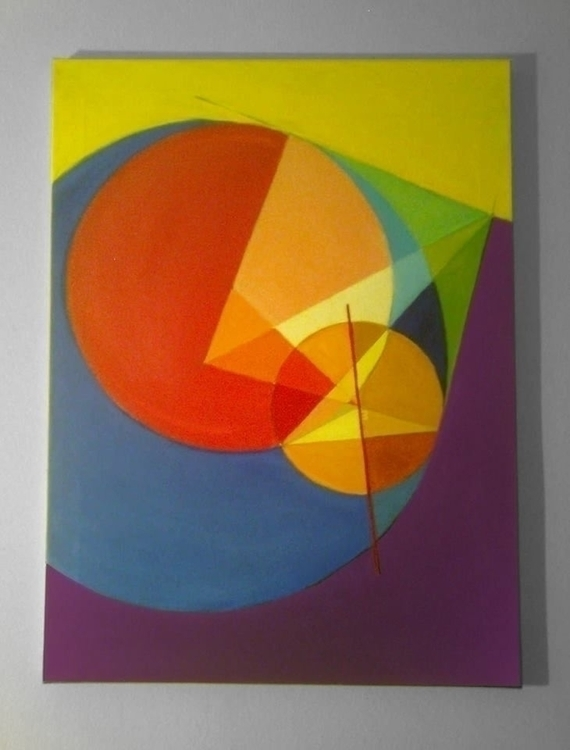 Oil canvas, 60 80 cm - painting - tomasch516 | ello