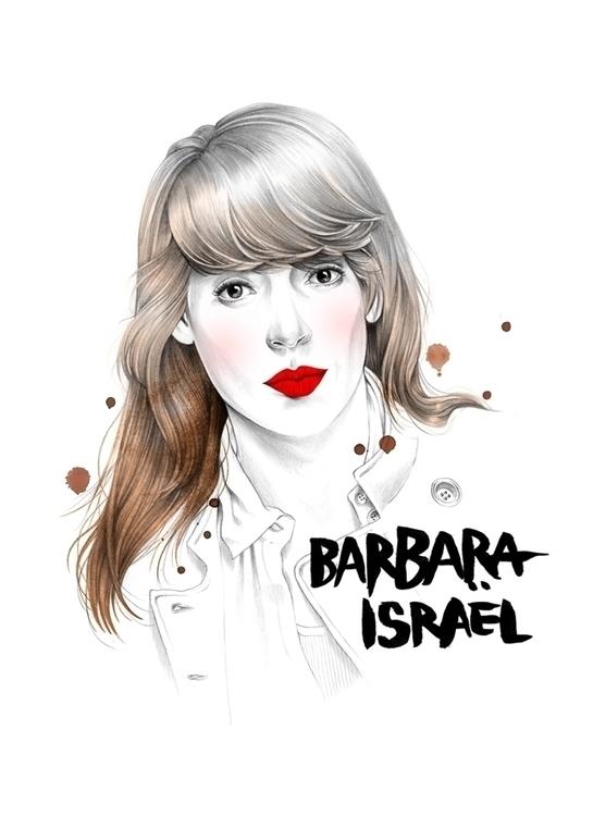 Barbara Israël - carolewilmet | ello