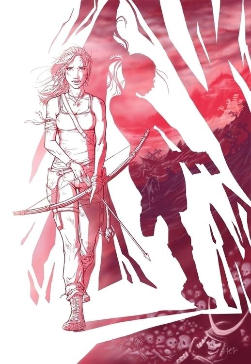 Tomb Raider: Reborn - lauracroft - catnipandcocoa | ello