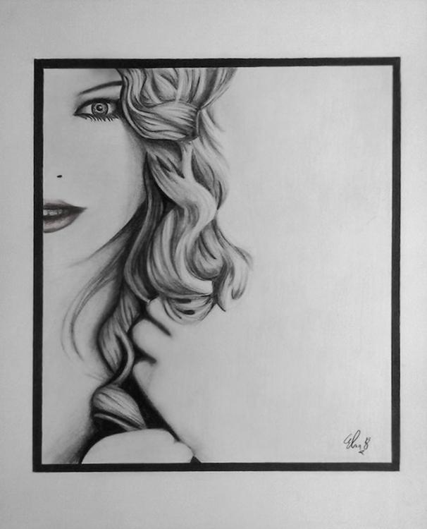 Study hair - eliacecconello | ello
