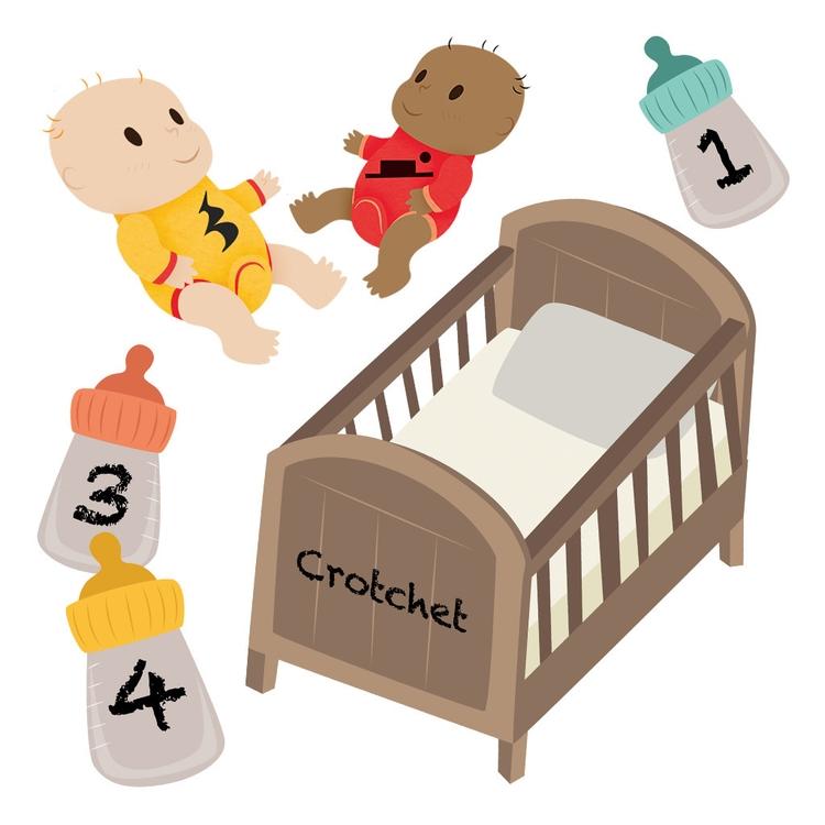 Hush Baby Game - piano, lesson, teaching - clairestamper   ello