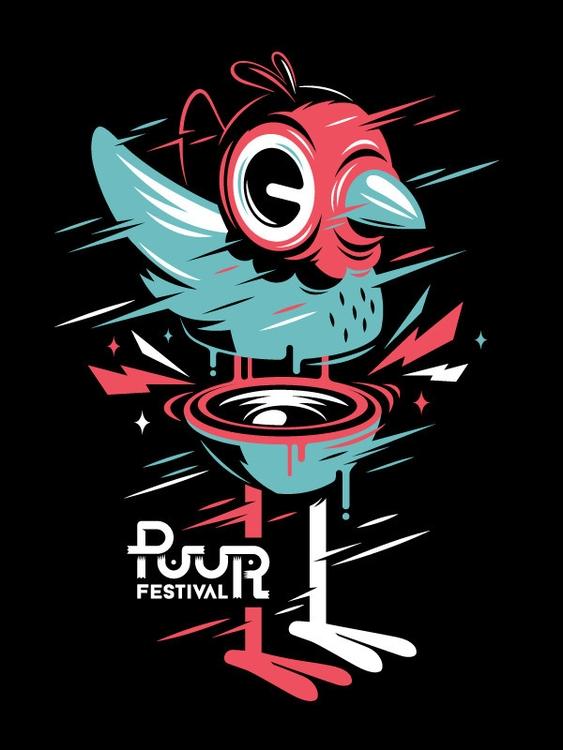 Puur Bird Design Festival 2015 - knak-1575 | ello