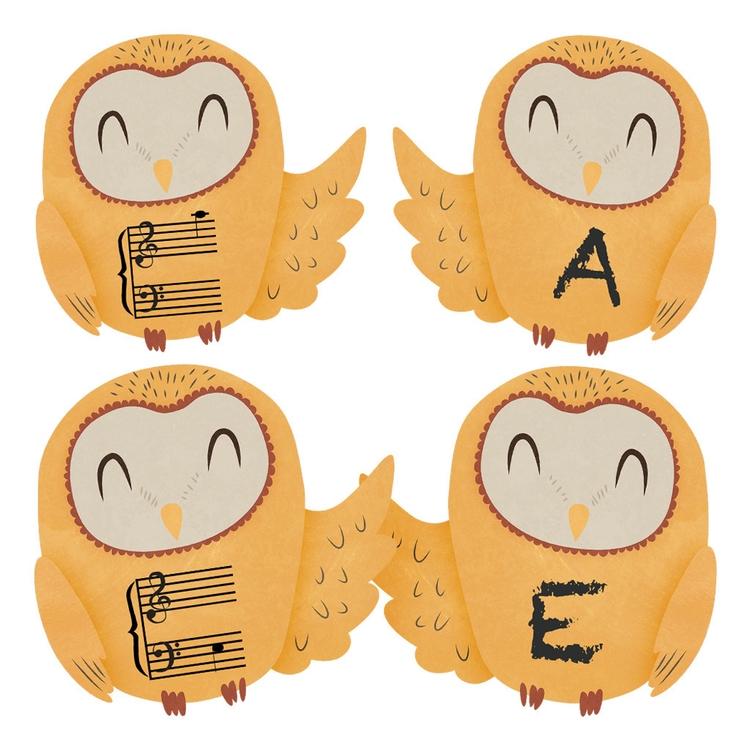 Friend (Owl Version) Game - owl - clairestamper | ello