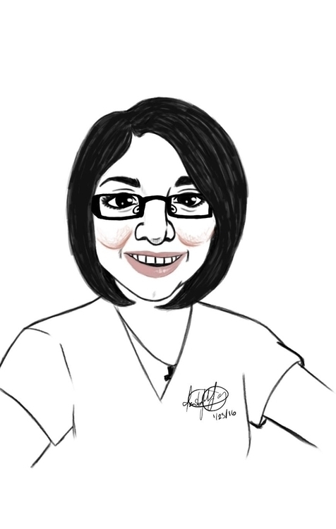 Digital Caricature - caricature - awezumart | ello