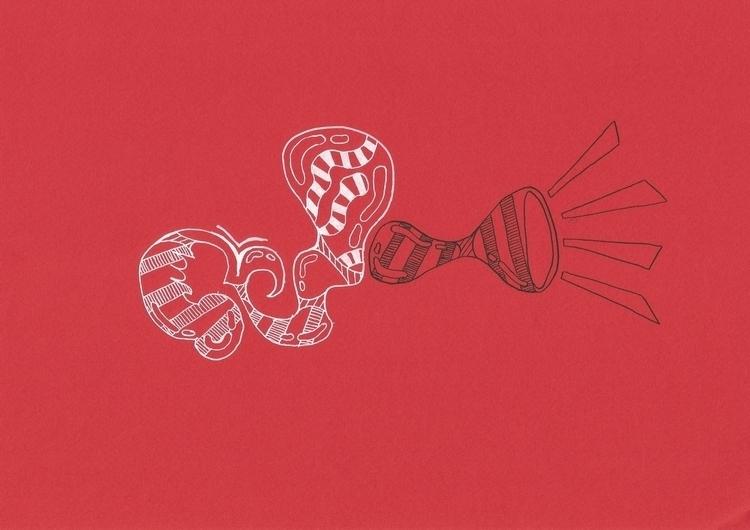 illustration, drawing, paper - clo1k | ello