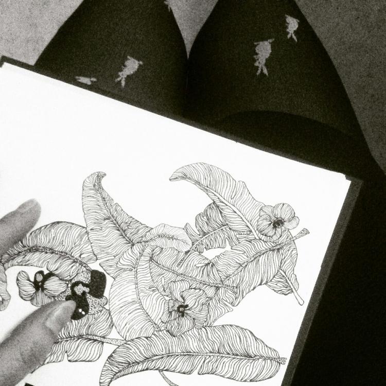 illustration, drawing, details - salutnoe | ello