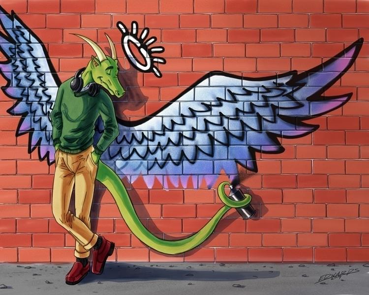 Part Dragon Buddies Collection - puzzgon | ello