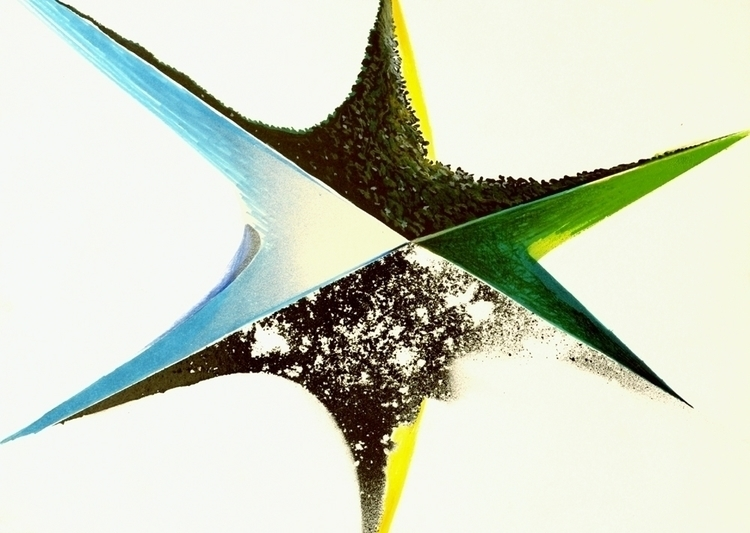 FORBIDDEN SYMMETRY 1 / Coloured - julian-1223 | ello