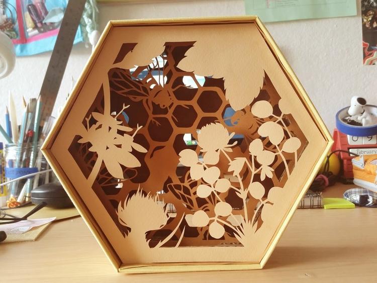 Bee Boxes (part 2 8). Box - linbhu | ello