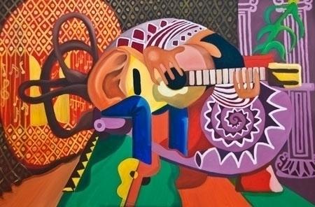 Guitarist - guitar, guitarist, guitarplayer - lavott | ello