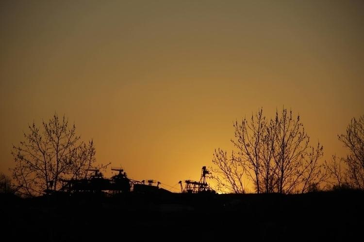 Horizon, Kostolac, Serbia - photography - tomasch516 | ello
