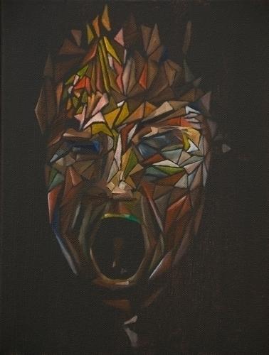 Head Goliath - Caravaggio - beheaded - lavott | ello