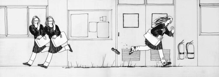 6 - illustration, pen - mioim | ello