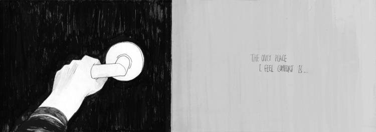 7 - illustration, pen - mioim | ello
