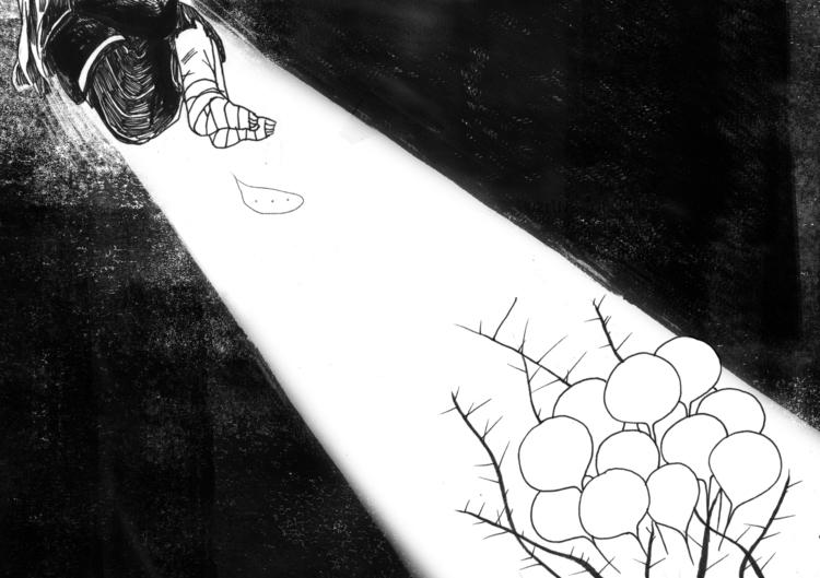 13 - illustration, pen - mioim | ello