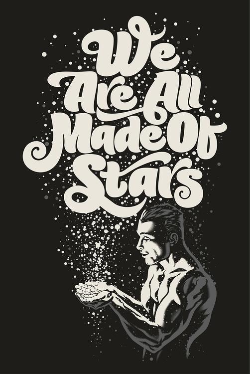 Stars - illustration, design, Mobi - rusc | ello