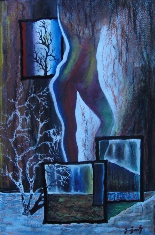 painting, art, fineart, artwork - giorgi-1159 | ello
