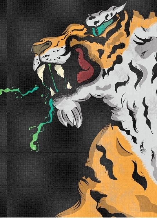 illustration, artwork, digitalart - ruzsiankid | ello