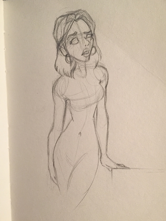 uh fanart alert - illustration, drawing - corinnavargas | ello