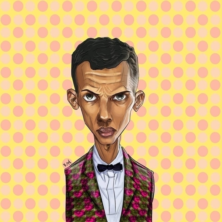 Stromae french singer remarkabl - mahmoudswielam | ello