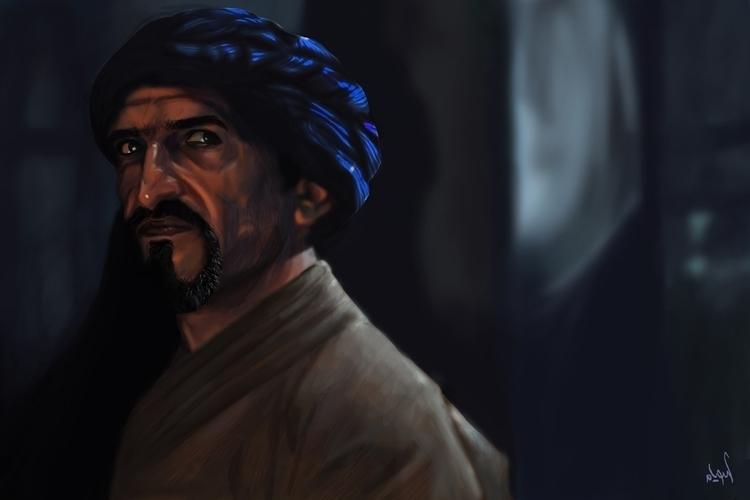 Amr Waked Marco-Polo TV series  - mahmoudswielam   ello