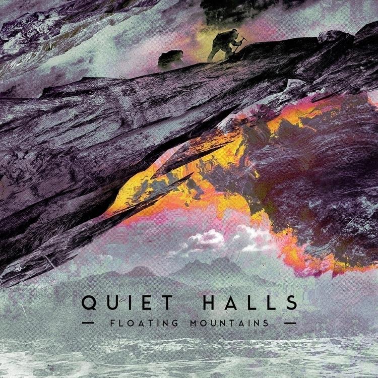 Artwork Quiet Halls. electronic - alexmercier | ello