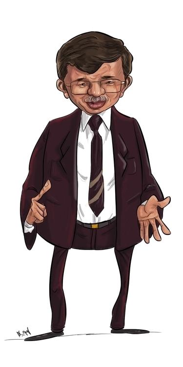 daoud oglo: Prime Minister Turk - mahmoudswielam | ello