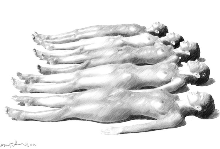illustration - jorgegirbau | ello
