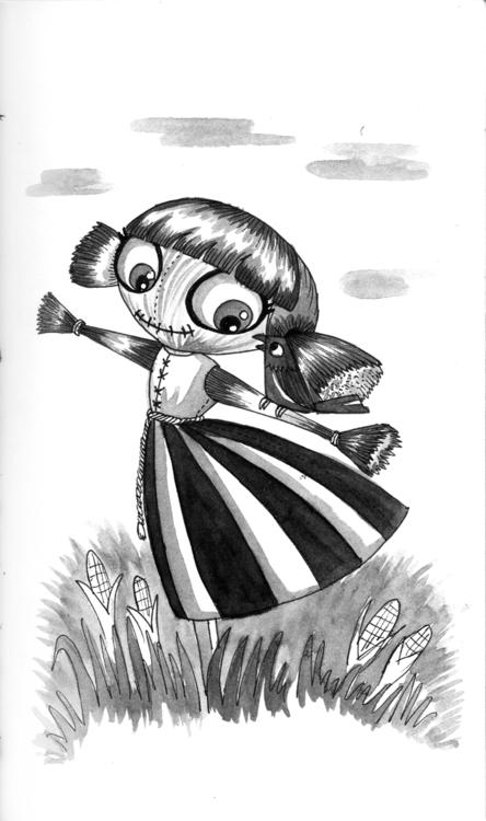 Nice meet  - illustration, characterdesign - amrita-4734 | ello