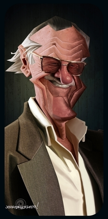 STAN LEE - #marvel, #marvelcomics - joserodriguezmota | ello