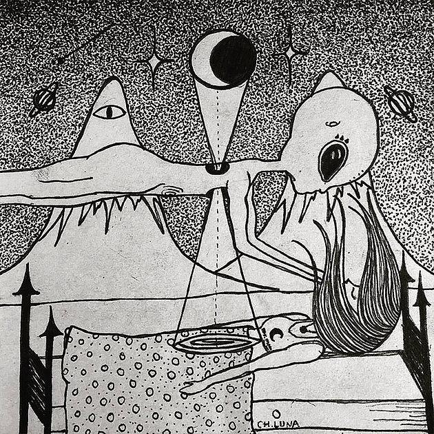 Energía Lunar - illustration, luna - effy-1177 | ello