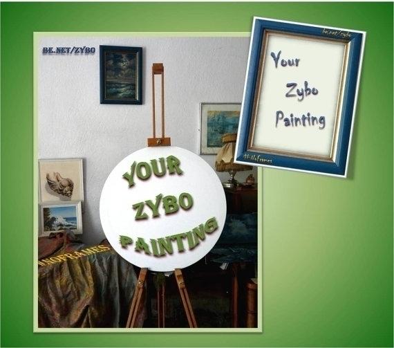 Zybo Painting - order, painting - zybo | ello