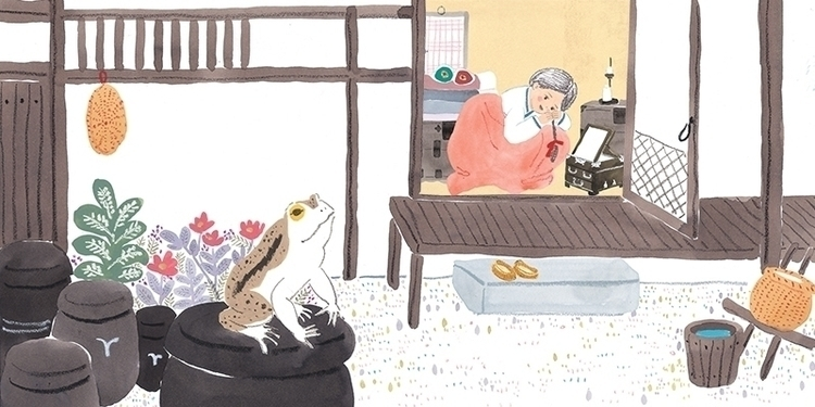 koreanfolktale, illustration - jungeun-9465 | ello