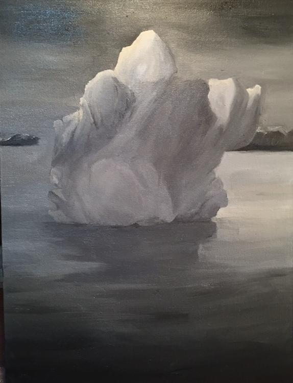 Iceberg - sea - brensabbagh | ello