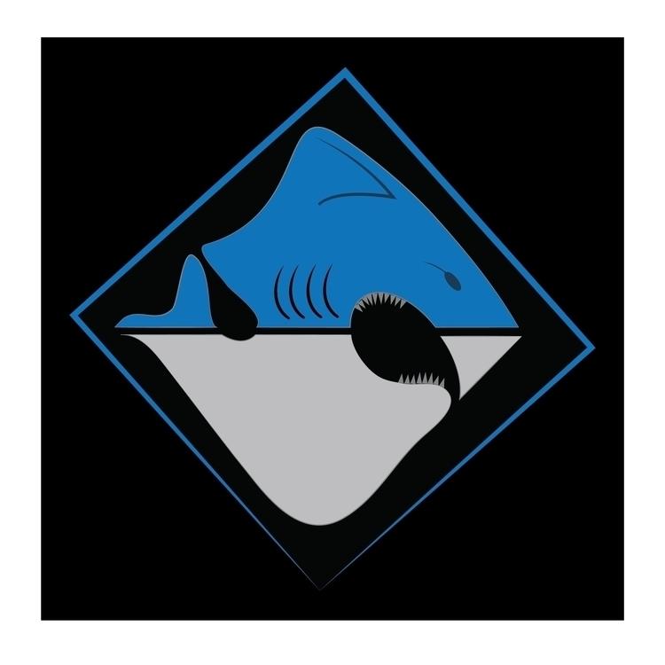 Shark Letter Logo - sharklogo - stephaniemorazan | ello