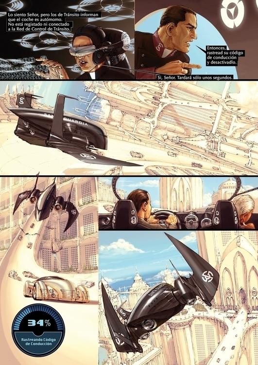 graphic page book - cristianmonteslynch | ello