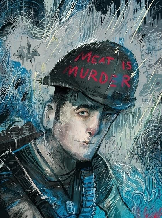Morrissey, Meat Murder Annivers - timothybanks-7430 | ello