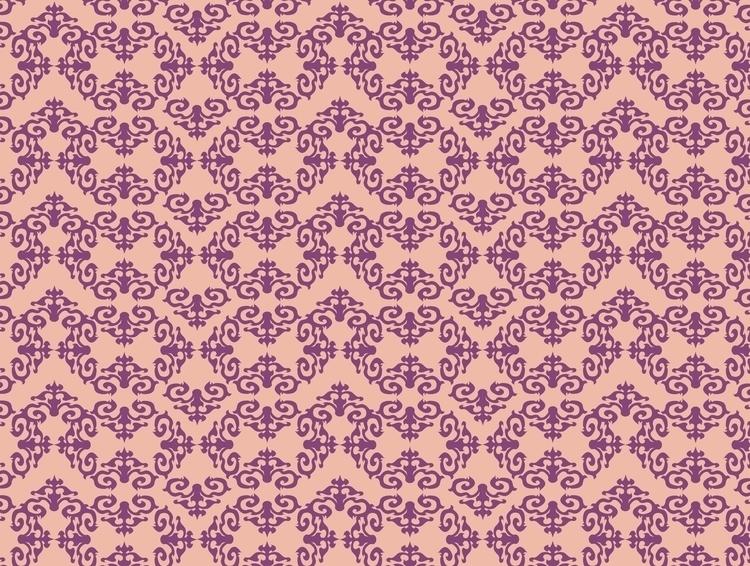 Textile ornament Generosity - drawing - mariiakozina | ello