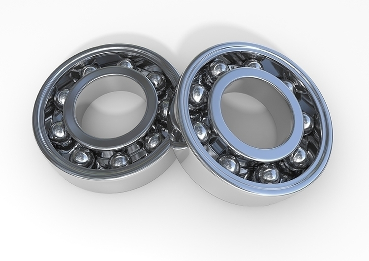 Engen Bearings - 3D, Modelling, Engine - vantage-9372 | ello