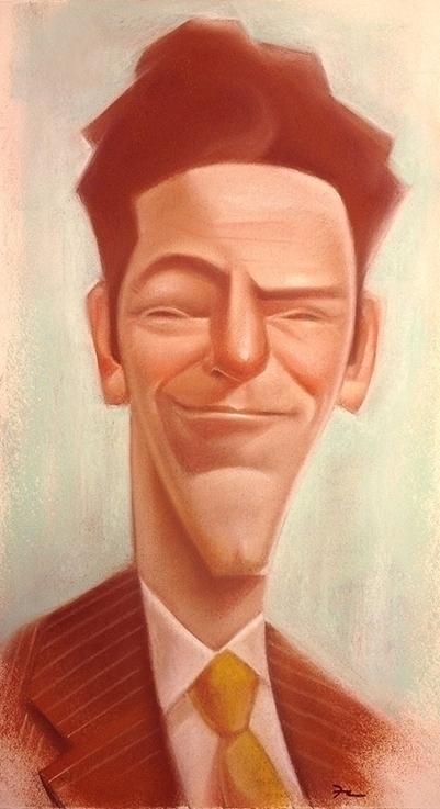 John Pizzarelli - portrait, jazz - fabio_p_corazza | ello