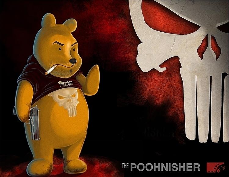 Poohnisher - poohnisher, winniethepooh - eddaviel | ello