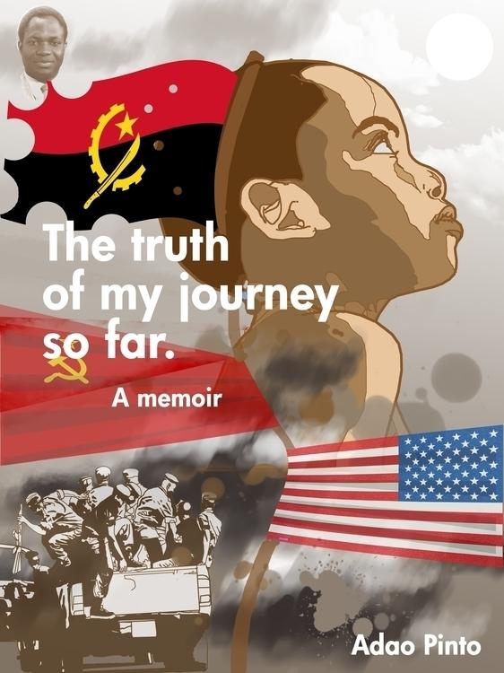 truth journey - illustration, bookcover - sunnyefemena | ello