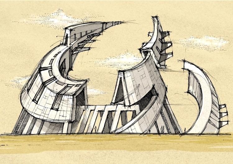 architecture - vladir | ello