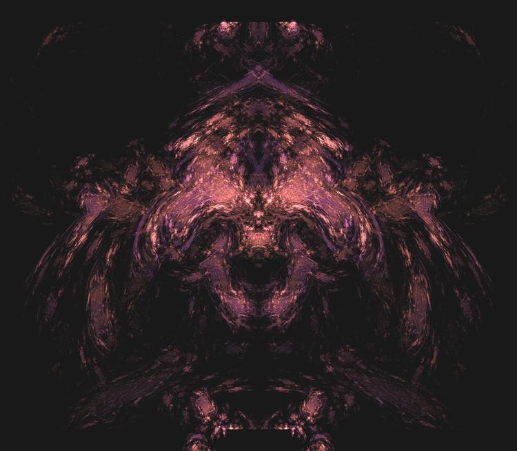Fractal art - 2, fractal, fractalart - ultrasqull | ello