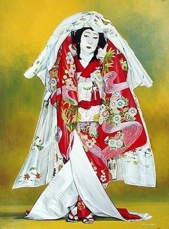 Kabuki/Geysha - ziyae   ello