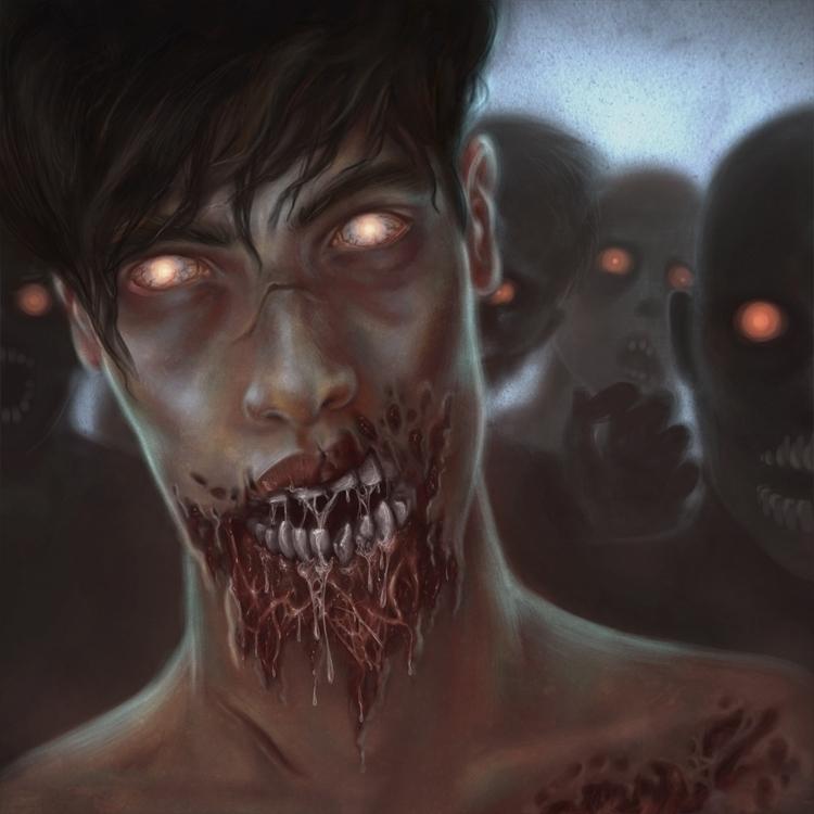 zombies, gore - lisaayla | ello