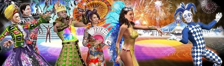 Carnival City   Brand promo - 3D - vantage-9372   ello