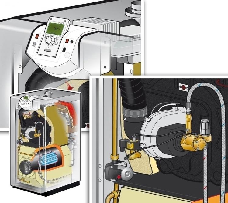 Vector Technical illustration c - medjid | ello