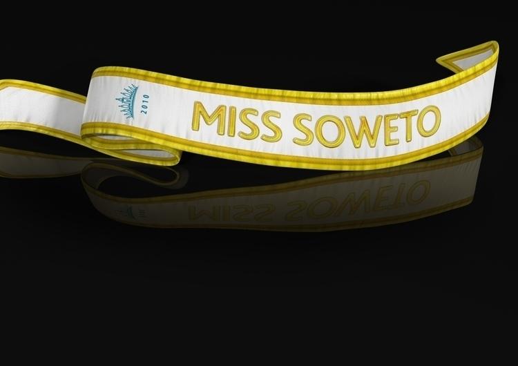 Soweto Sash - 3D, Modelling, DigitalIllustration - vantage-9372   ello