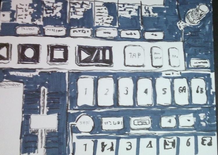 Korg electribe - korg, synthesizer - kleckerlabor-5193   ello